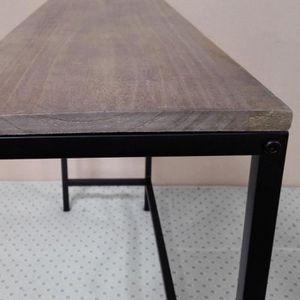 CONSOLE Console Table style industriel vintage Meuble mais