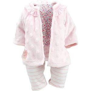 ACCESSOIRE POUPÉE Vêtements pour poupée de 36 cm : Lila aille Unique