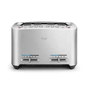 GRILLE-PAIN - TOASTER Sage Toaster Le Smart Toast 4 Tranches