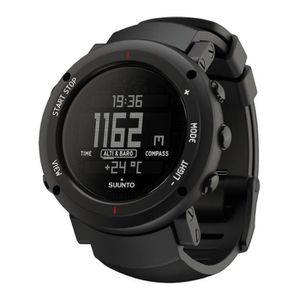 MONTRE OUTDOOR - MONTRE MARINE SUUNTO Montre Core Alu Deep Noir