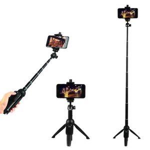 TRÉPIED YunTeng 9928 Selfie Bâton + Bluetooth Télécommande