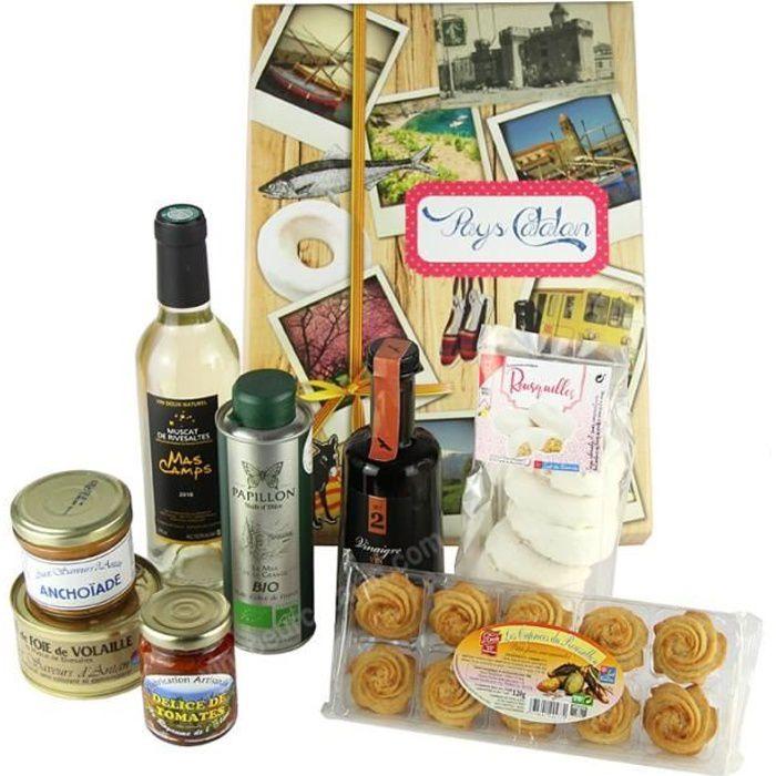 Panier Gourmand - -Caprices du Roussillon-
