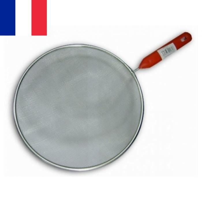 Tamis de Cuisine en Métal 17,5 cm à Farine Thé Huile Sucre Passoire Maille Filtre