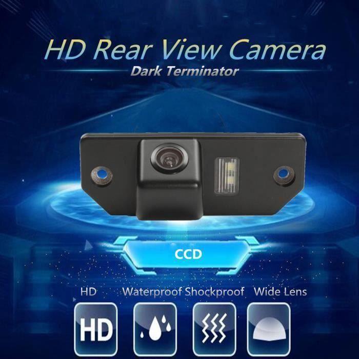 Caméra Recul HD CCD Vue Arrière Plaque d'immatriculation Pour Ford Focus Sedan L27219