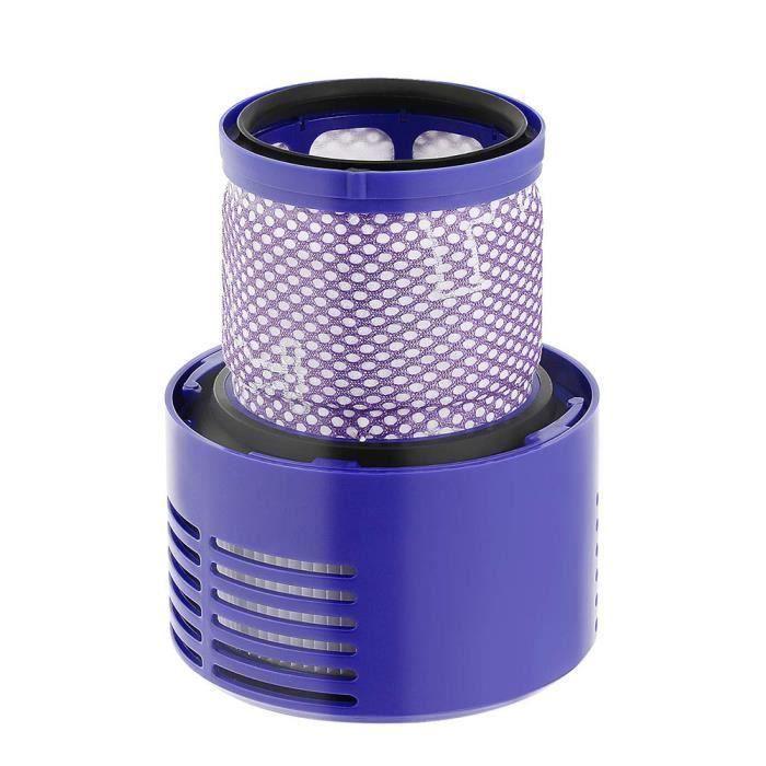 Filtre Hepa Lavable pour Dyson Cyclone V10 Total Clean V10 Aspirateur Absolute sans Fil