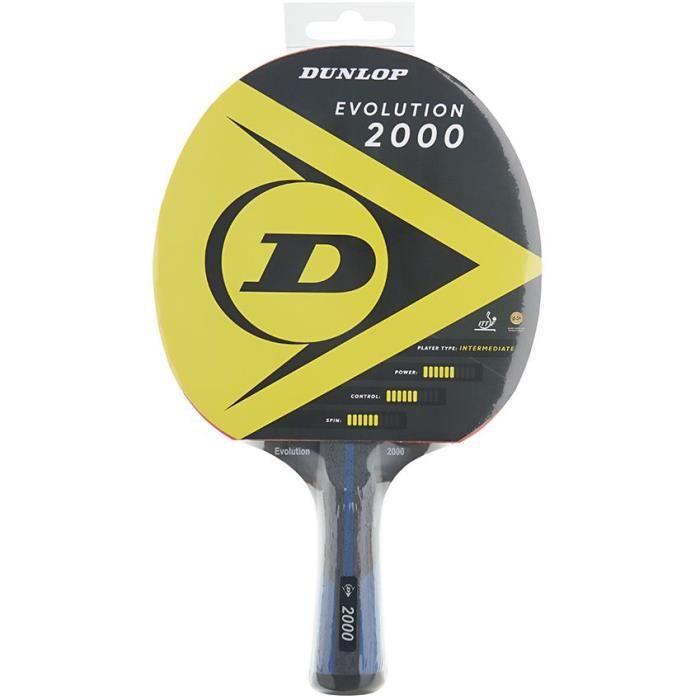 Raquette de tennis de table - DUNLOP - EVOLUTION 2000