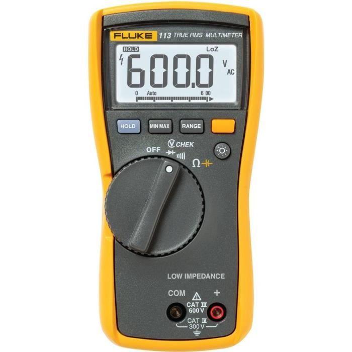 Multimètre numérique Fluke 113