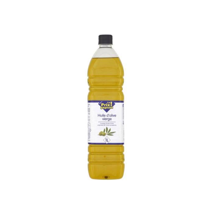 [LOT DE 3] Huile d'olive vierge - 1L