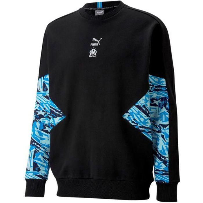 Sweatshirt OM TFS crew - noir - S