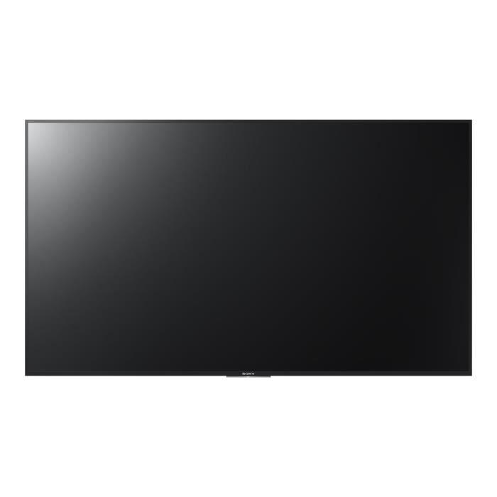 Sony KD-65XE7004 Classe 65- (64.5- visualisable) BRAVIA XE7004 Series TV LED Smart TV 4K UHD (2160p) 3840 x 2160 HDR système de…