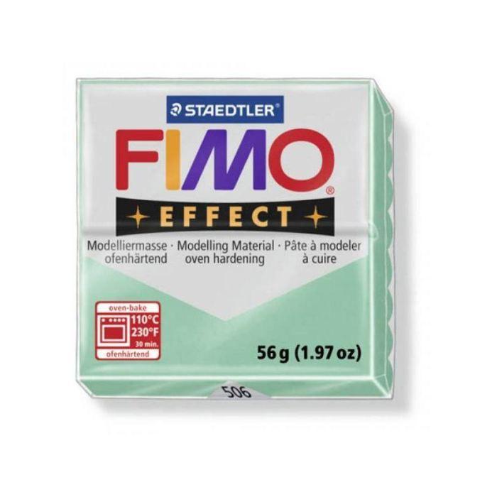 Fimo Effect Vert Jade, 506, 56 g