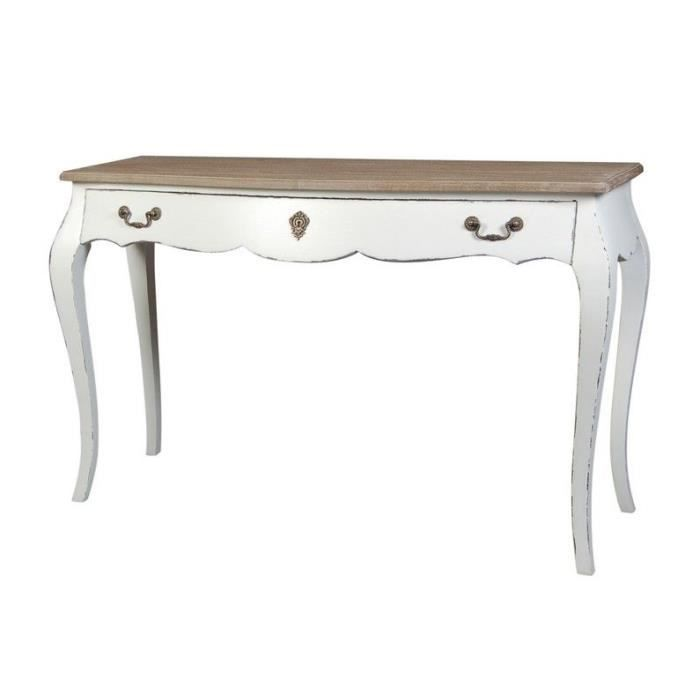 console baroque blanche patin achat vente console. Black Bedroom Furniture Sets. Home Design Ideas