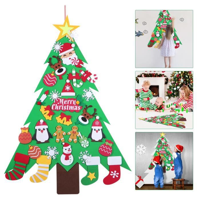 Noël Mur Porte Maison Décoratif Suspendu Silver Bell de Noël ornement décoration