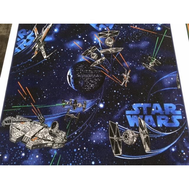 tapis star wars 140 cm x 200 cm achat vente tapis veil aire b b 2009891431298 soldes. Black Bedroom Furniture Sets. Home Design Ideas