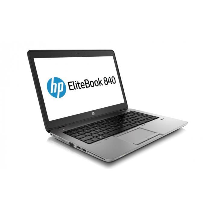 ORDINATEUR PORTABLE HP EliteBook 840 G1 4Go 320Go