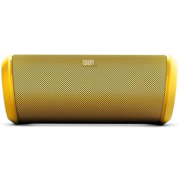 enceinte jbl portable flip ii bluetooth jaune enceintes. Black Bedroom Furniture Sets. Home Design Ideas