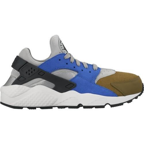 Basket NIKE AIR HUARACHE RUN PRM Age ADULTE, Couleur GRIS, Genre FEMME, Taille 41