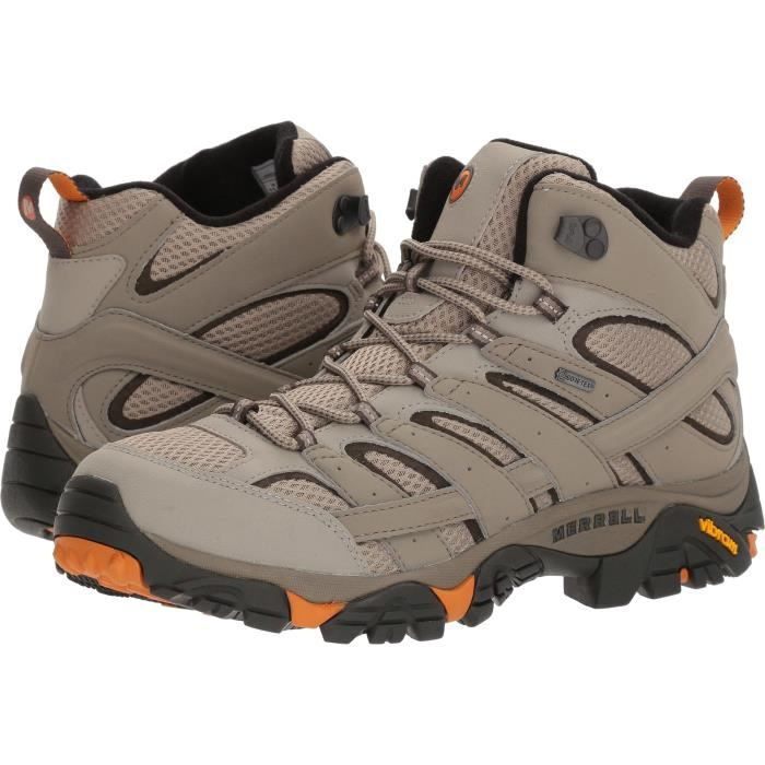 Merrell Moab 2 Mid GTX Chaussures de Randonn/ée Hautes Homme