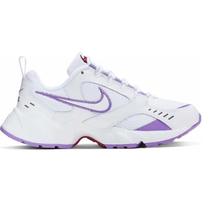 Nike Sportswear Air Heights Femmes Baskets blanc Blanc - Cdiscount ...