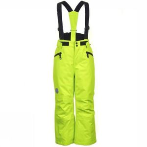 COLOR KIDS Pantalon de Ski Sanglo Jaune