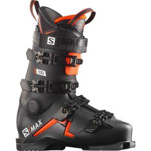CHAUSSURES DE SKI SALOMON Chaussures de ski alpin S/Max 100 - Homme