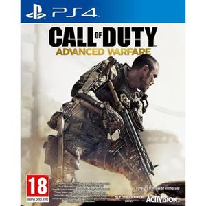 JEU PS4 Call Of Duty Advanced Warfare édition standard - J