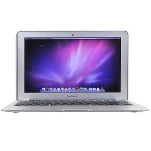 """Achat PC Portable Apple MacBook Air Core i7-3667U Dual-Core 2.0 GHz 4 Go 128 Go SSD 11.6 """"Ordinateur portable LED AirPort OS X avec Webcam (mi 2012) pas cher"""