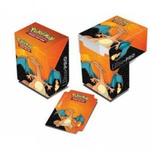 CARTE A COLLECTIONNER Deck box Pokémon Dracaufeu Ultra pro up84629