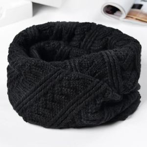 ECHARPE - FOULARD oppapps Femmes Mode chaud tricot cou Cercle Cowl S
