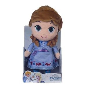 PELUCHE  la reine des neiges Peluche Disney Olaf anna Aven