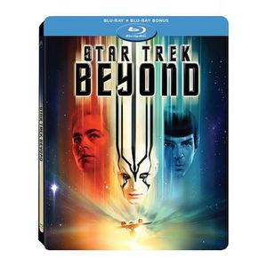 BLU-RAY FILM Star Trek Sans Limite [Steelbook Edition Limitée -