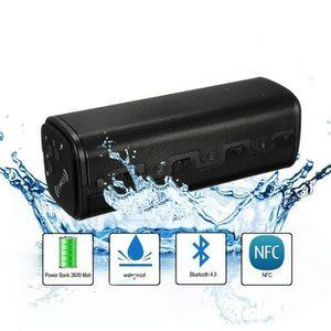 ENCEINTE NOMADE ELEGIANT Enceinte Bluetooth étanche avec batterie