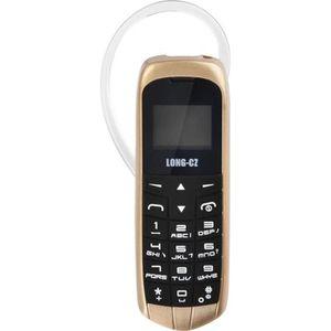 Téléphone portable LONG-CZ J8 Mini téléphone avec fonction mains libr