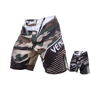 SHORT DE BOXE VENUM Short Camo Hero Fight Homme