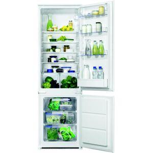 RÉFRIGÉRATEUR CLASSIQUE Réfrigérateur combiné encastrable Faure FBB28441SA