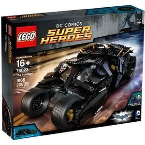 UNIVERS MINIATURE 76023 Le Tumbler, Lego SuperHeroes Expert