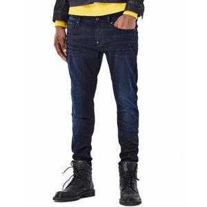 G-Star Selvedge Raw Denim Féroé droite rouge annonce Jeans