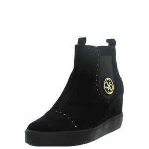BASKET Bottines Guess ref_guess43715 Black