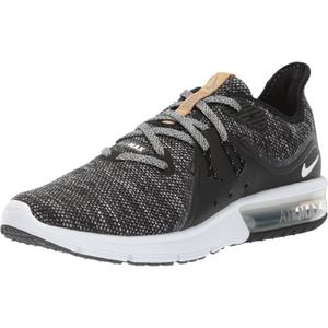 CHAUSSURES DE RUNNING Nike Femmes Air Max Sequent 3 course à pied Y27KG