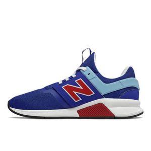 new balance 247 bleu marine et rouge