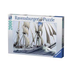 PUZZLE Puzzle 2000 pcs Le Statsraad Lehmkuhl