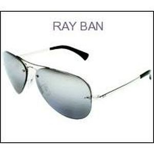 6ad6940ed40f41 Lunettes de soleil Ray-Ban Homme COCKPIT RB3362 001 51 Or 59 x 44,8 ...