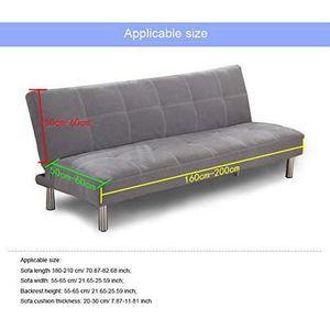 HOUSSE DE CANAPE Style 3 Housse de Protection Pliable pour canap&ea