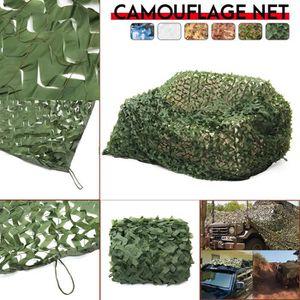 tente de chasse stores de chasse en option Longue couverture dissimul/ée camouflage de voiture Filet de camouflage militaire