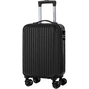 VALISE - BAGAGE TRAVEL WORLD Valise trolley 50cm avec 4 roues - Co