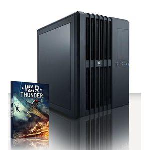 UNITÉ CENTRALE  VIBOX Legend 20 PC Gamer - Intel 8-Core, 2x GTX 10