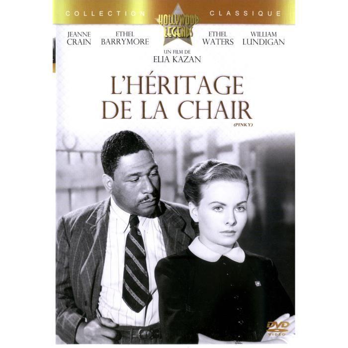 DVD L'héritage de la chair