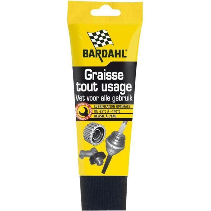 Graisse tous usages tube 200 gr BARDHAL 2001529