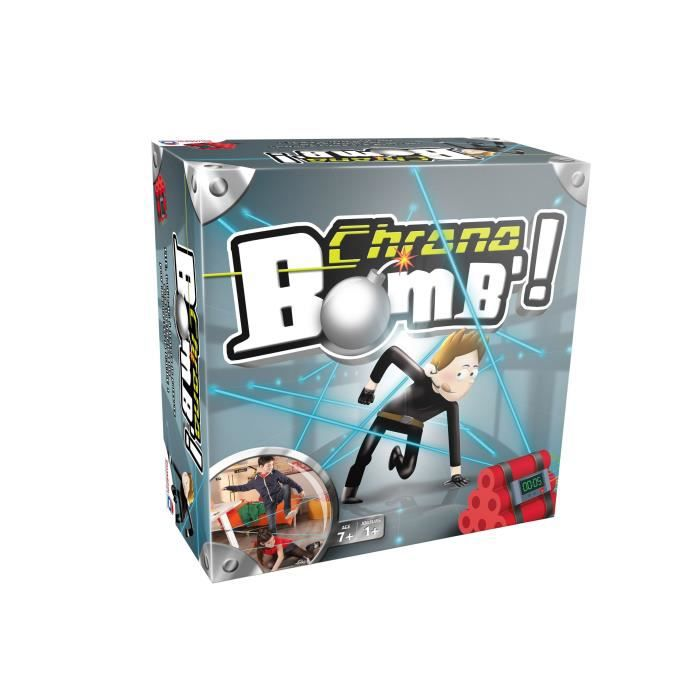 CHRONO BOMB Jeu d'action