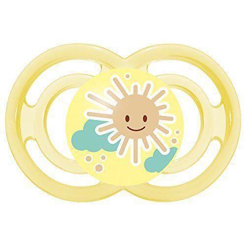 Mam 304820-Perfect Tétine 6 Couleur neutre sans BPA - 66304820